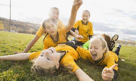 Easter School Holiday Sports Camp for One $99 or Two $189 Children at The Movement Monkeys Up to $318 Value