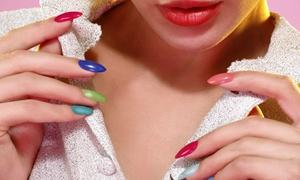 Caramel Karam'elle: Pose de gel sur ongles avec rallongement dès 29,90 € chez Caramel Karam'elle