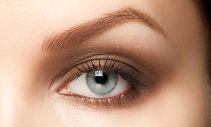 image for Eyebrow Wax, Shape and Tint at Carol Beauty (47% Off)