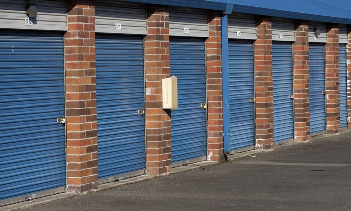 East Side Storage - Airdrie: C$25 for C$50 Worth of Storage Space at East Side Storage