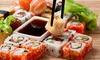 Zestawy sushi: do 110 kawałków