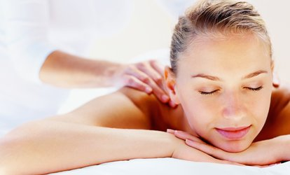 $51 for 60-Min Swedish Massage and 60-Min European Deep Pore Facial at New Beginnings Spa ($99 Value)