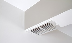 Golden Air Quality: $35 for Air Duct and Dryer Vent Cleaning with Furnace Inspection from Golden Air Quality ($204 Value)