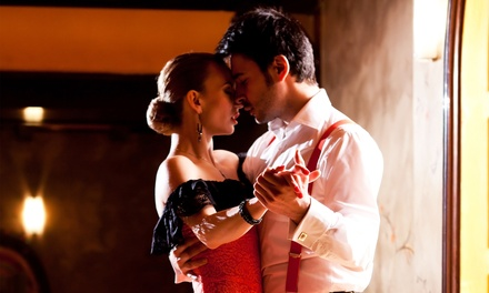 $75 for Five Weeks of Argentine Tango Classes at Brooklyn Tango ($150 Value)