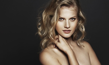 Hair Services at New Image Hair Salon (Up to 43% Off). Four Options Available.