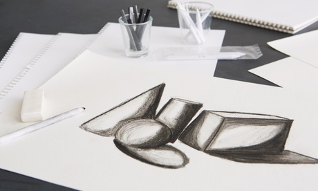 Two-Hour BYOB Charcoal Drawing Class for One, Two, or Four at The Black Couch Studio & Gallery (Up to 58% Off) 91aa2274-daf9-4b8b-9c2c-a4d107980bb3
