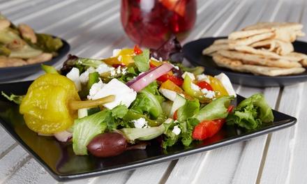 Menú para 2 o 4 personas con aperitivo, platos a compartir, postre y bebida desde 19,95 € en Piper