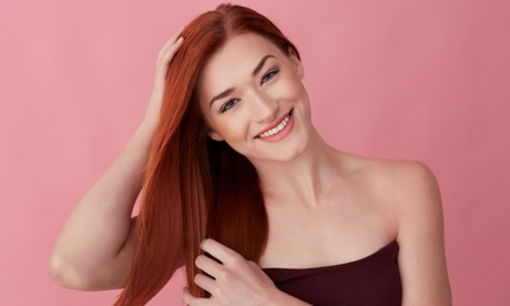 Keratin Smoothing Treatment, or Keratin Smoothing Treatment with Haircut at Hylan Hair Studio (Up to 76% Off) c4b6b758-f21a-45b3-80a4-999f0a4eb23f
