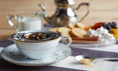 Grand Afternoon Tea for Two or Four at The Strand Hotel (57% Off)