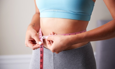 $40 for Four-Week Medical Weight-Loss Program at Serenity MD Weight Loss & Medical Spa ($180 Value)