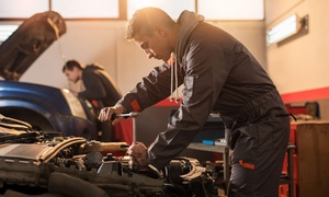 Sai Mechanical Repairs: Full Car Service with Oil & Filter Change for One ($65) or Two ($119) Cars at Sai Mechanical Repairs (Up to $580 Value)