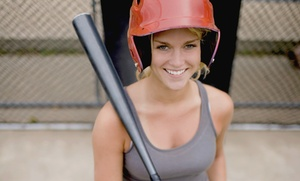 Rijo Athletics: Batting-Cage Rental for One or Four Hours at Rijo Athletics (Up to 52% Off)