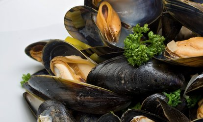 image for $30 for $50 Towards Dinner at Lukas' <strong>Seafood</strong> & Grill