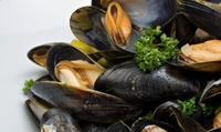 Seafood Platter to Share between two or Four with Glass of Wine each at Le Petit Parisien (Up to 44% Off)