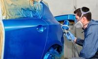 Servicio de reparación de chapa y pintura de coche por 49,95 € en Jumasol