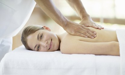 image for 30-Minute Reflexology or Back or Indian Head Massage, or 60-Minute Hot Stone Massage at Rumours Beauty Studio