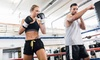 Up to 84% Off Boxing Classes at MAX Martial Arts & Fitness