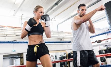Four Weeks of Fitness Classes with Gym Access for One ($19) or Two People ($29) at NGC Thai Boxing (Up to $180 Value)