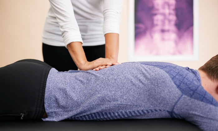 Chiropractic Wellness Center - South Central Omaha: Two-Visit Chiropractic Package with Optional Physiotherapy at Chiropractic Wellness Center (Up to 94% Off)