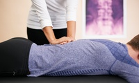 Chiropractic Consultation and One or Three Treatments at Cork Chiropractic