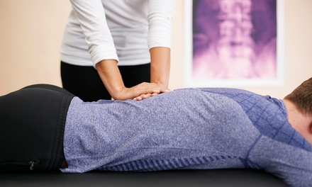 Chiropractic Exam and Treatment at Elixir Chiropractic (Up to 79% Off)