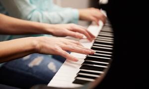 Musikinspiration: 3er- oder 6er-Karte privaten Musikunterricht am Instrument nach Wahl bei Musikinspiration