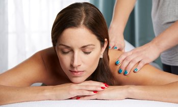 Up to 50% Off Deep-Tissue Massage at Utopia Spa and Lounge