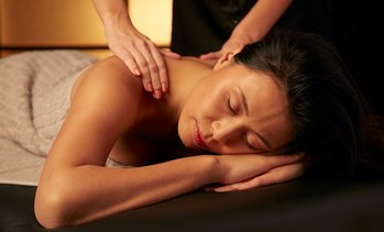 Up to 42% Off 50-Minute Massage at Tea Spa