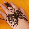 Up to 47% Off Henna Art at Sonia's Threading & Spa