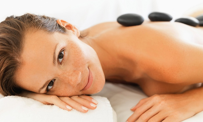 One-Hour Hot Stone Massage - Fusion Hair and Beauty | Groupon