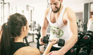 Flames Fitness: $25 for Four Personal Training Sessions at Flames Fitness, 3 Locations (Up to $210 Value)
