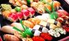 42-Piece Sushi Platter