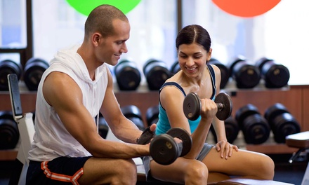 Gym Membership or Group Training at All Good Fitness Downtown (Up to 60% Off). Three Options Available.