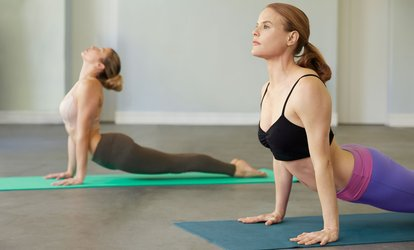 10 Group Fitness Classes at Auburn Yoga & Pilates Center (Up to 58% Off)