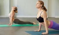 3er- od. 5er-Karte für alle fortlaufenden Kurse z. B. Hartha Yoga bei Yoga Lotusblume (bis zu 53% sparen*)