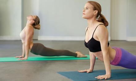 $29  for Seven Bikram Yoga Classes at Bikram Hot Yoga East Dallas ($140  )