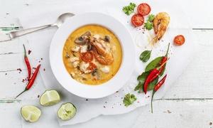 Jagienka Kuchnia Polska: Zupa i danie główne dla 2 osób za 31,99 zł i więcej opcji w restauracji Jagienka Kuchnia Polska (do -45%)