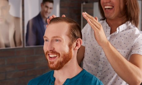 Men's Express or Superioir Haircut from Hype Salon (Up to 47% Off)