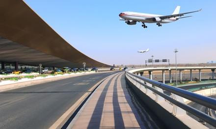 3, 5, 7 o 10 giorni di parcheggio e servizio di car valet per aeroporto Fiumicino con Parking Service