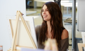Art is the Expression of the Soul: Painting Classes at Art is the Expression of the Soul (Up to 68% Off). Three Options Available.