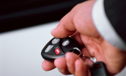 $255 for a Remote Car Starter and Installation at Toys For Trucks ($429 Value)