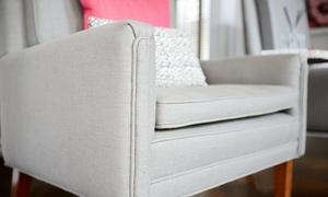All Cleaner - Higienização e Impermeabilização: Higienização de sofá 2, 3 ou 5 lugares na All Cleaner – Alto Boqueirão