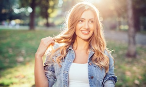 Embrace Hair: Shampoo, Style-Cut & Blow-Dry + Hair Treatment ($49), Full Colour($79) or Both ($89) at Embrace Hair (Up to $160 Value)