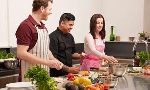 Nudelwerk im Le Meridian Wandsbek: 3 Std. Kochkurs nach Wahl für 1 oder 2 Personen in der Nudelwerk im MeridianSpa Wandsbek (bis zu 44% sparen*)