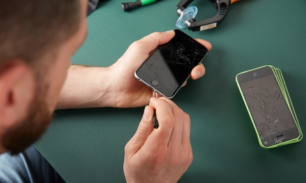 iPhone Screen Repair at Gadget Tech. Nine Options Available.