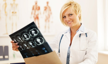 Comprehensive Exam and Adjustment at Comprehensive Health Orlando (Up to 81% Off). Two Options Available.