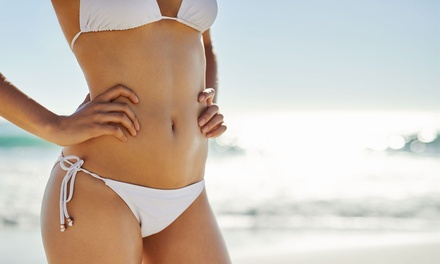 One or Three Full Brazilian Wax Treatments at Senses Body Waxing Studio (Up to 56% Off)