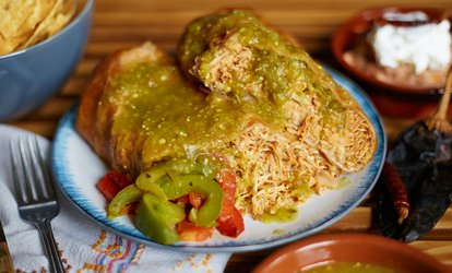 image for 30% Cash Back at El Coyote Loco