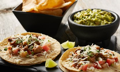 image for 20% Cash Back at Tequila Grande