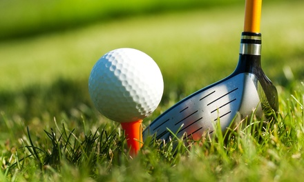 18 Holes of Golf with Refreshments and Two-Hour Use of Leisure Facilities for One or Two at The Westerwood Hotel & Spa